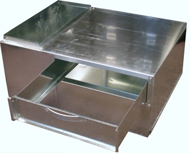 Support Box Filter Drawer Snappy Co